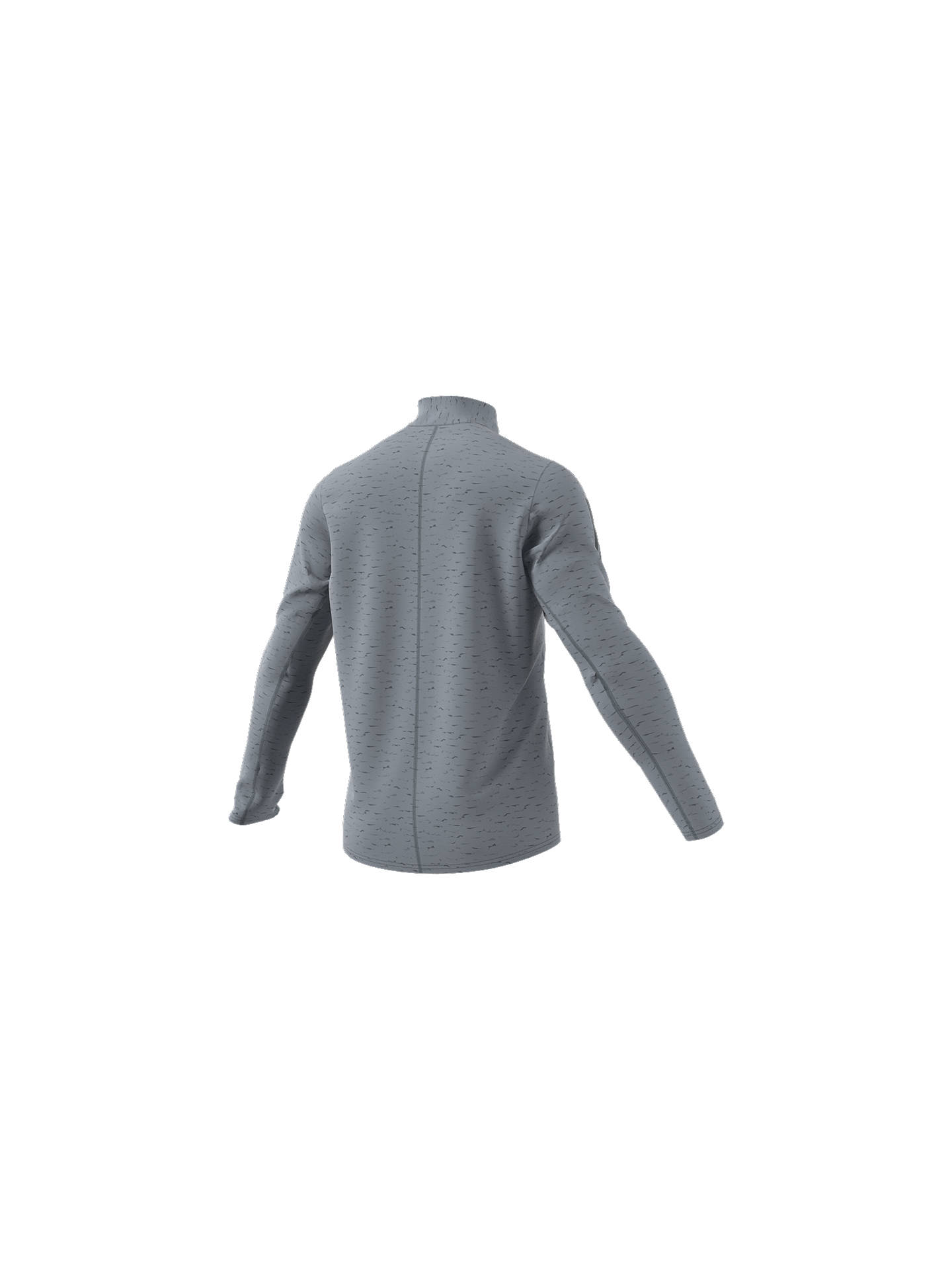 a3d0fad7 adidas Supernova Long Sleeve Crew Neck Training Top, Ink at John ...