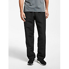 Buy adidas Essential Standford Climalite Tracksuit Bottoms, Black Online at johnlewis.com