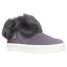 Buy Carvela Lille Flat High Top Trainers Online at johnlewis.com