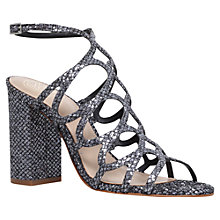 Buy KG by Kurt Geiger Hallie High Heel Sandals Online at johnlewis.com