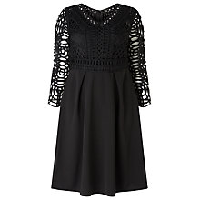 Buy Studio 8 Avalon Dress, Black Online at johnlewis.com