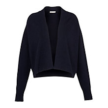 Buy Whistles Short Cashmere Cardigan Online at johnlewis.com