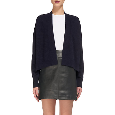 Buy Whistles Short Cashmere Cardigan | John Lewis