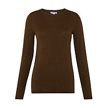 Buy Whistles Annie Sparkle Knit Top Online at johnlewis.com