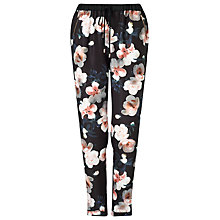 Buy Phase Eight Adamma Print Trousers, Multi Online at johnlewis.com