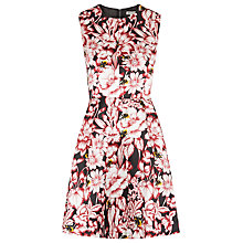 Buy Whistles Floral Bee Willow Dress, Multi Online at johnlewis.com