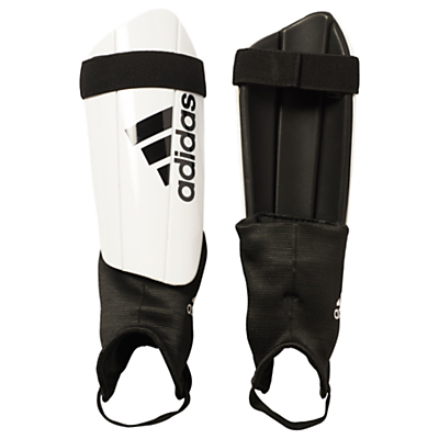 Adidas Ghost Club Shin Guards, White