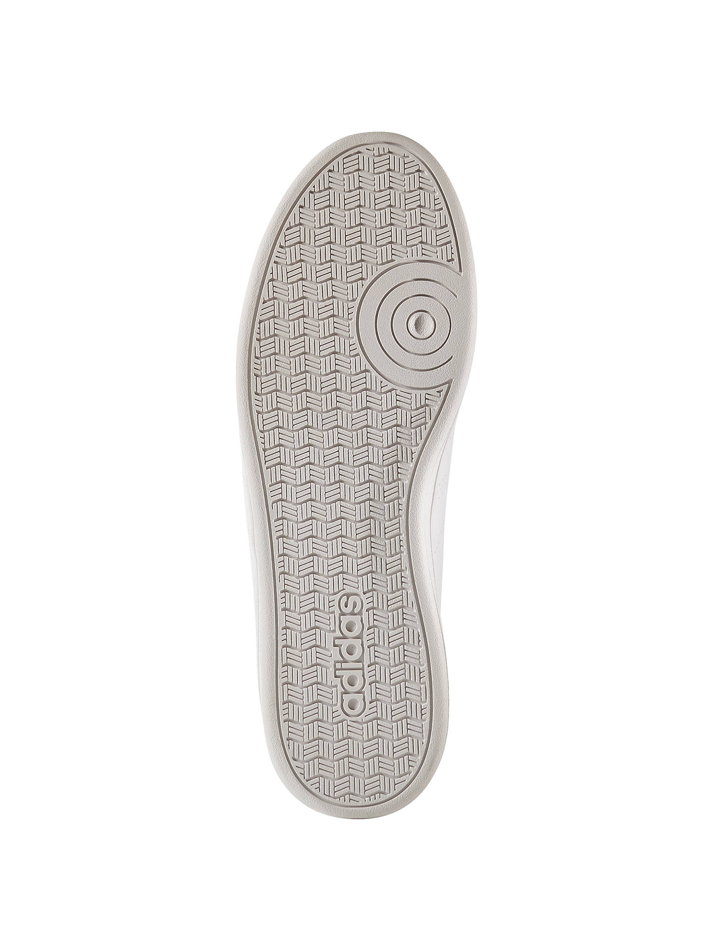 reputable site 06df3 70854 ... BuyAdidas Neo Advantage Clean QT Womens Trainers, White, 4 Online at  johnlewis.com