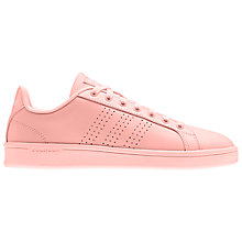 Buy Adidas Neo Cloudfoam Advantage Women's Trainers Online at johnlewis.com