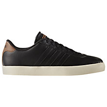 Buy Adidas Neo VL Court Vulc Men's Trainers Online at johnlewis.com