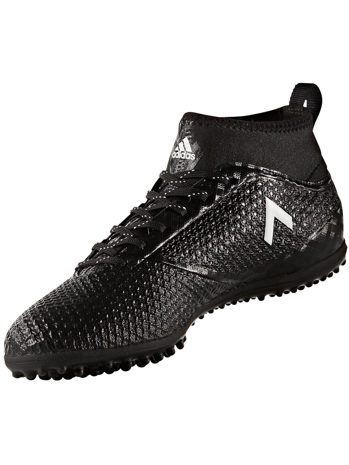 sports shoes e7b8d beb6f Adidas Ace 17.3 Primemesh AG Men's Football Boots, Black at ...