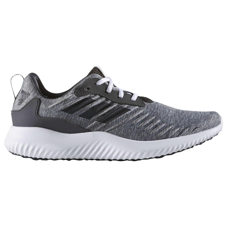 Adidas alphabounce rc uomini scarpe da corsa, grigio scuro heather a john