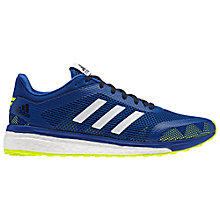 Buy Adidas Response Men's Running Shoes, Navy Online at johnlewis.com