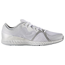 Buy Adidas CrazyTrain Bounce Women's Cross Trainers, White Online at johnlewis.com
