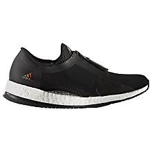 Buy Adidas Pure Boost X Zip Women's Cross Trainers, Black Online at johnlewis.com
