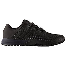 Buy Adidas CrazyPower Men's Cross Trainers, Black Online at johnlewis.com