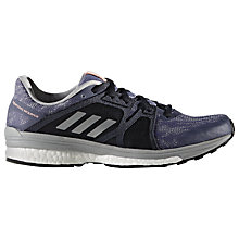 Buy Adidas Supernova Sequencials Women's Running Shoes, Purple Online at johnlewis.com