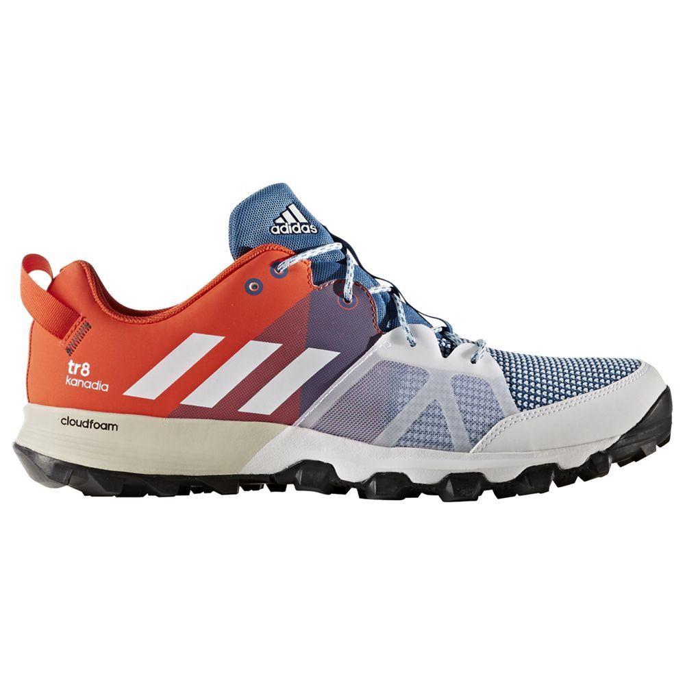 buy popular 82ca4 08387 Adidas Kanadia 8 Trail Men s Running Shoes at John Lewis   Partners