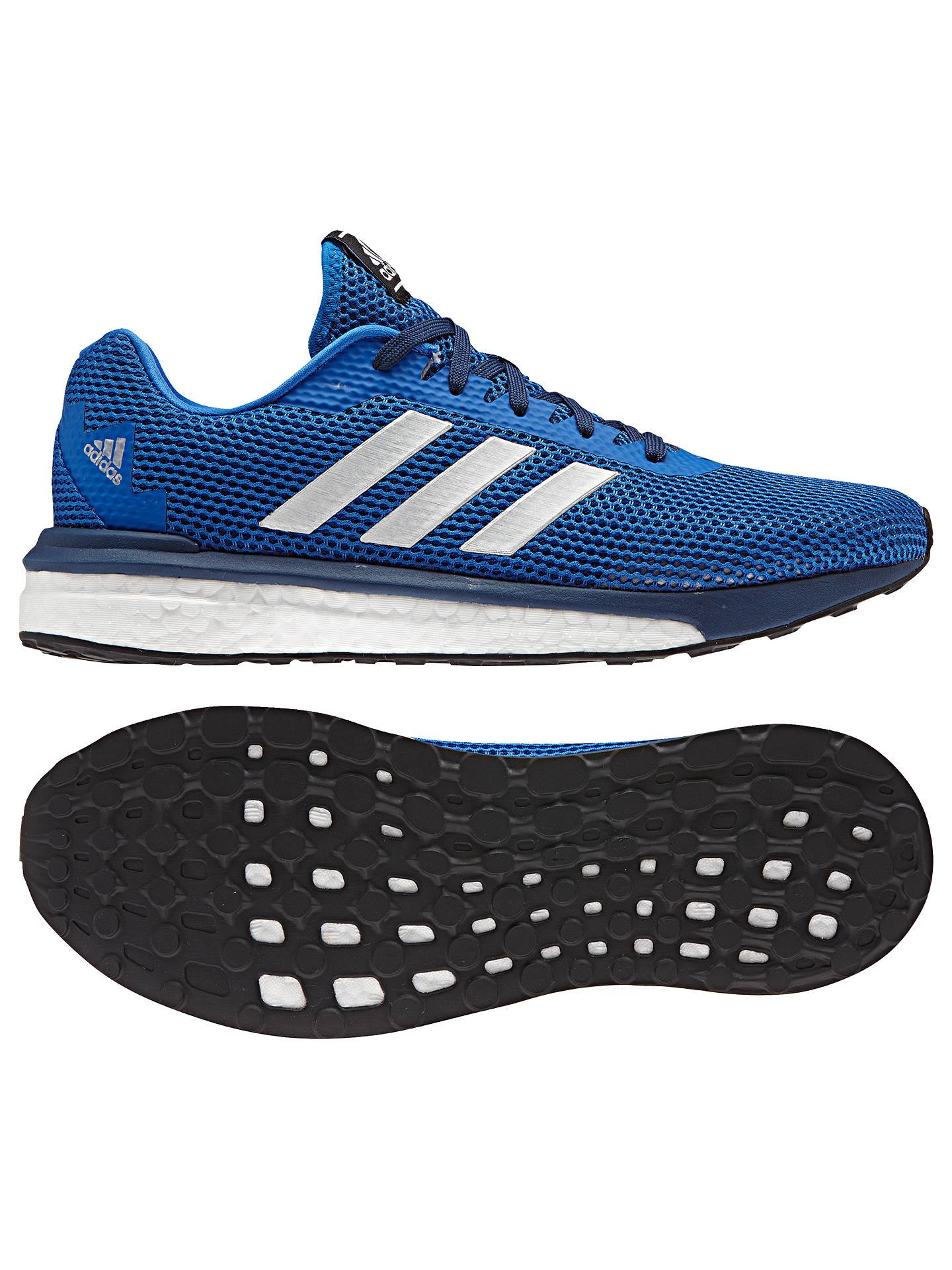 separation shoes 5b4ef c3d62 Adidas Vengeful Men's Running Shoes, Navy at John Lewis ...