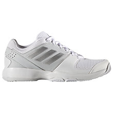 Buy Adidas Barricade Women's Tennis Court Shoes Online at johnlewis.com