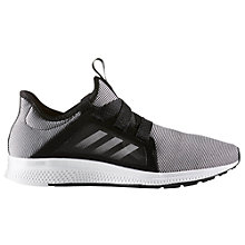 Buy Adidas Edge Luxe Women's Running Shoes, Black Online at johnlewis.com