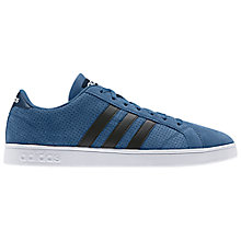 Buy Adidas Neo Baseline Men's Trainers, Blue Online at johnlewis.com
