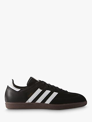 adidas Samba Men's Football Trainers, Black/White