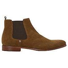 Buy Dune Marsden Chelsea Boots, Tan Online at johnlewis.com