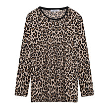 Buy Gerard Darel Sadie T-Shirt, Camel Online at johnlewis.com