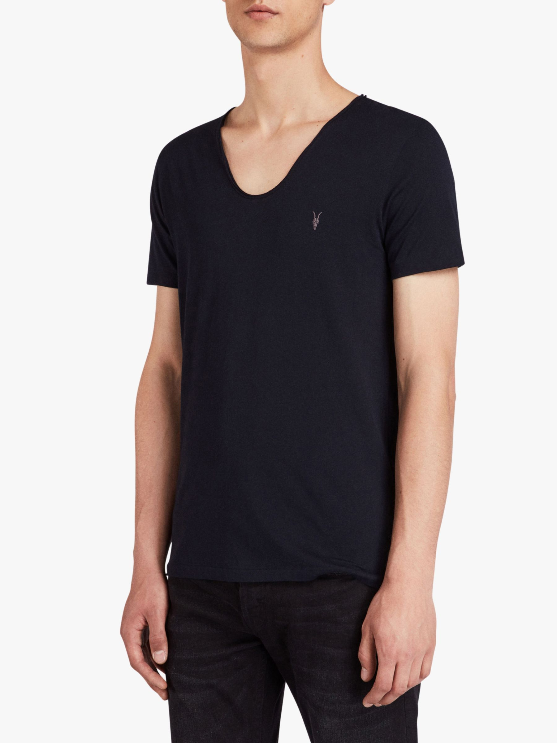 AllSaints AllSaints Tonic Scoop Neck T-Shirt