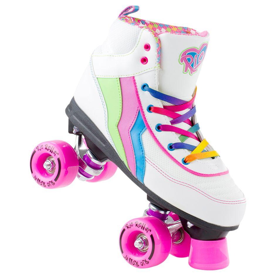 Rio Roller Rio Roller Quad Skates, Candi