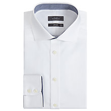 Buy John Lewis Non Iron Dobby Tailored Fit Shirt Online at johnlewis.com