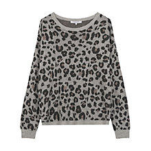 Buy Gerard Darel Celeste Jumper, Light Grey Online at johnlewis.com