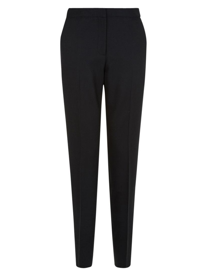 db8f2dd9dd362 Hobbs Gael Trousers | Black at John Lewis & Partners