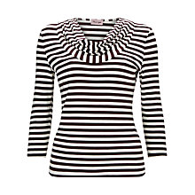 Buy Phase Eight Carrie Stripe Top Online at johnlewis.com