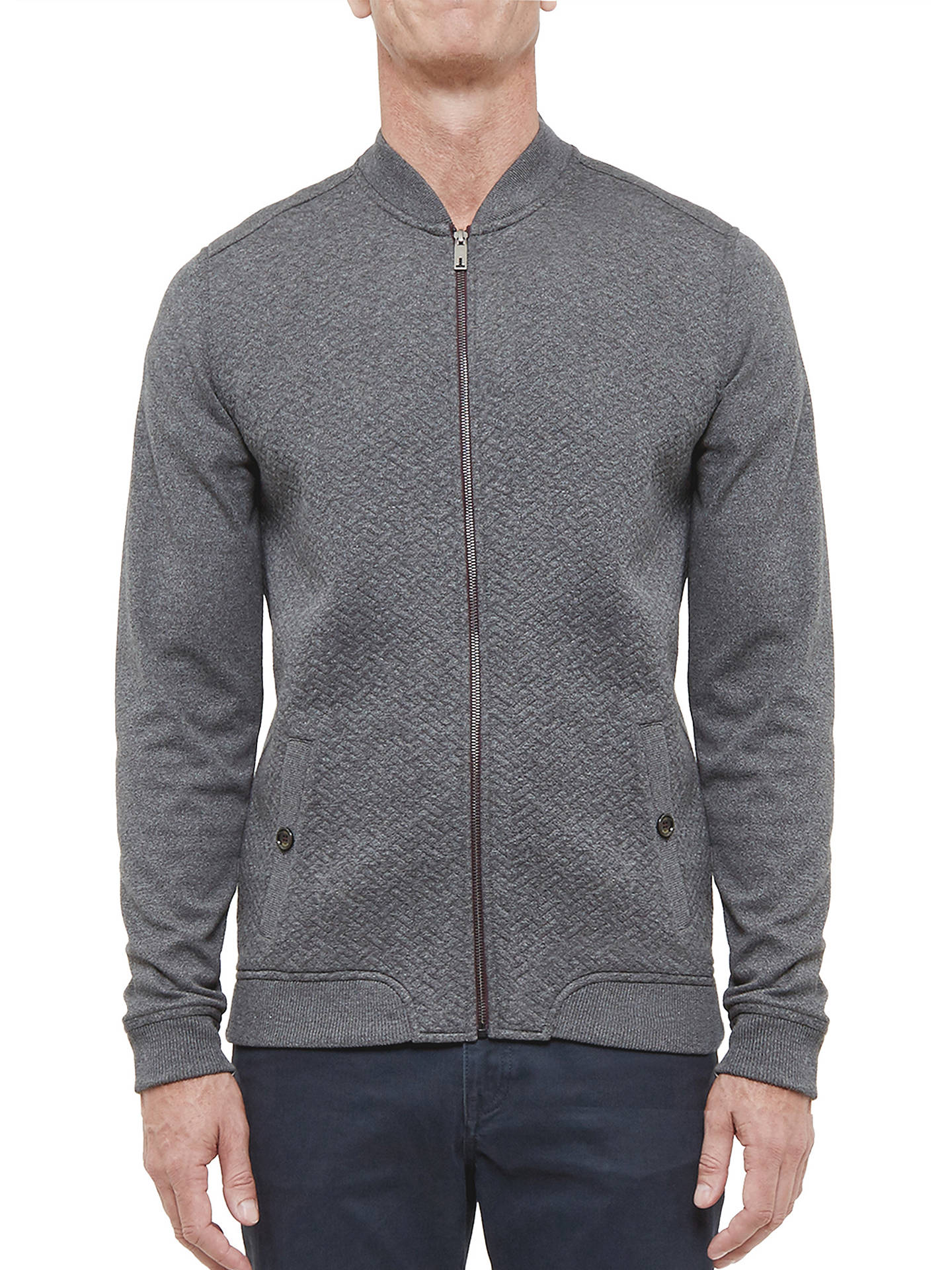5ca2db878 ... BuyTed Baker T for Tall Brunott Quilted Bomber Jacket