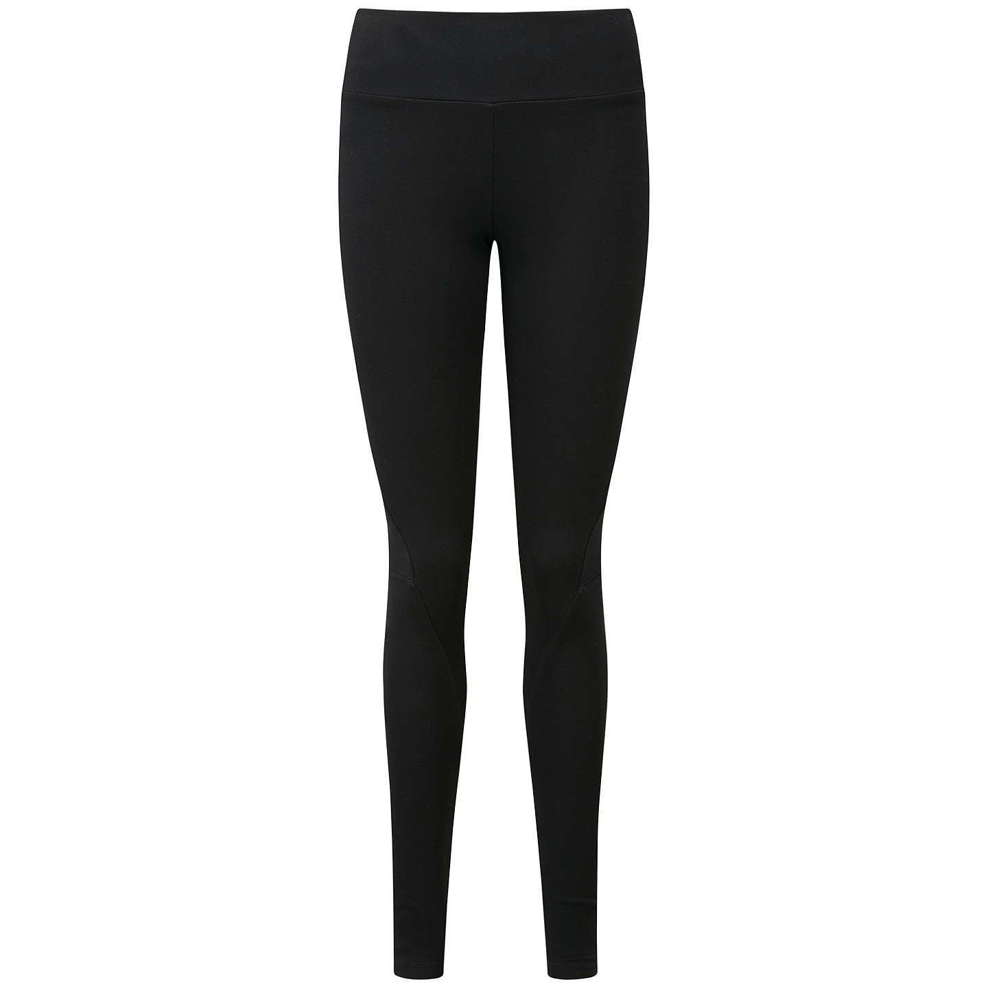 BuyPure Collection Birchwood Heavy Jersey Leggings, Black, 8 Online at johnlewis.com