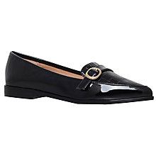 Buy Miss KG Neeve Pointed Toe Loafers, Black Online at johnlewis.com
