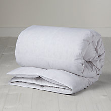 Buy John Lewis 90/10 Goose and Duck Down Duvet, 13.5 Tog Online at johnlewis.com