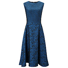 Buy Phase Eight Adalyn Dress, Cobalt Online at johnlewis.com