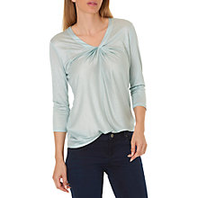 Buy Betty & Co. 3/4 Sleeve Top, Cloud Green Online at johnlewis.com