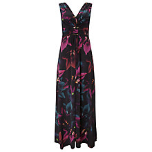 Buy Phase Eight Monica Floral Print Maxi Dress, Multi Online at johnlewis.com