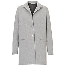 Buy Betty & Co. Unlined Jacket, Silver Melange Online at johnlewis.com