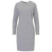 Buy Betty & Co. Long Sleeved Dress, Silver Online at johnlewis.com