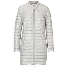 Buy Betty & Co. Quilted Jacket, Silver Sconce Online at johnlewis.com
