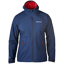 Buy Berghaus Stormcloud Waterproof Men's Jacket, Navy Online at johnlewis.com
