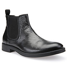 Buy Geox Blade Leather Chelsea Boots Online at johnlewis.com