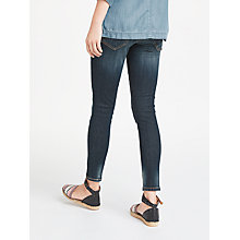 Buy AND/OR Avalon Ankle Grazer Jeans, Deja Blue Online at johnlewis.com