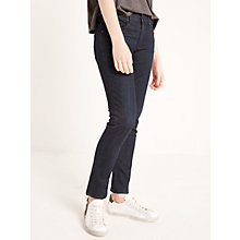 Buy AND/OR Silverlake Straight Leg Jeans, Dark Dream Online at johnlewis.com
