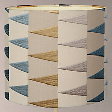 Buy Harlequin Azul Lampshade Online at johnlewis.com